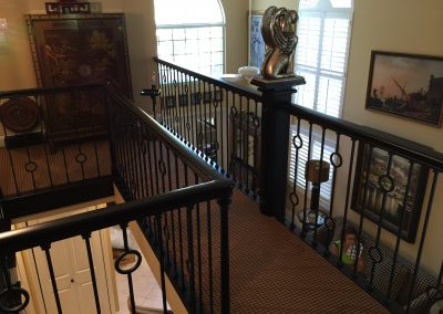Double Ring Balusters