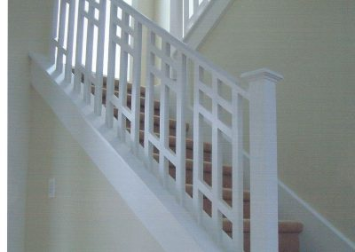 Shop Built Square Baluster Panels 1